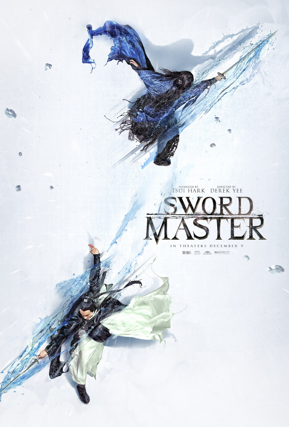 Master 2016 Sword Master Aka San Shao Ye De Jian Movie Poster 2 Of 11