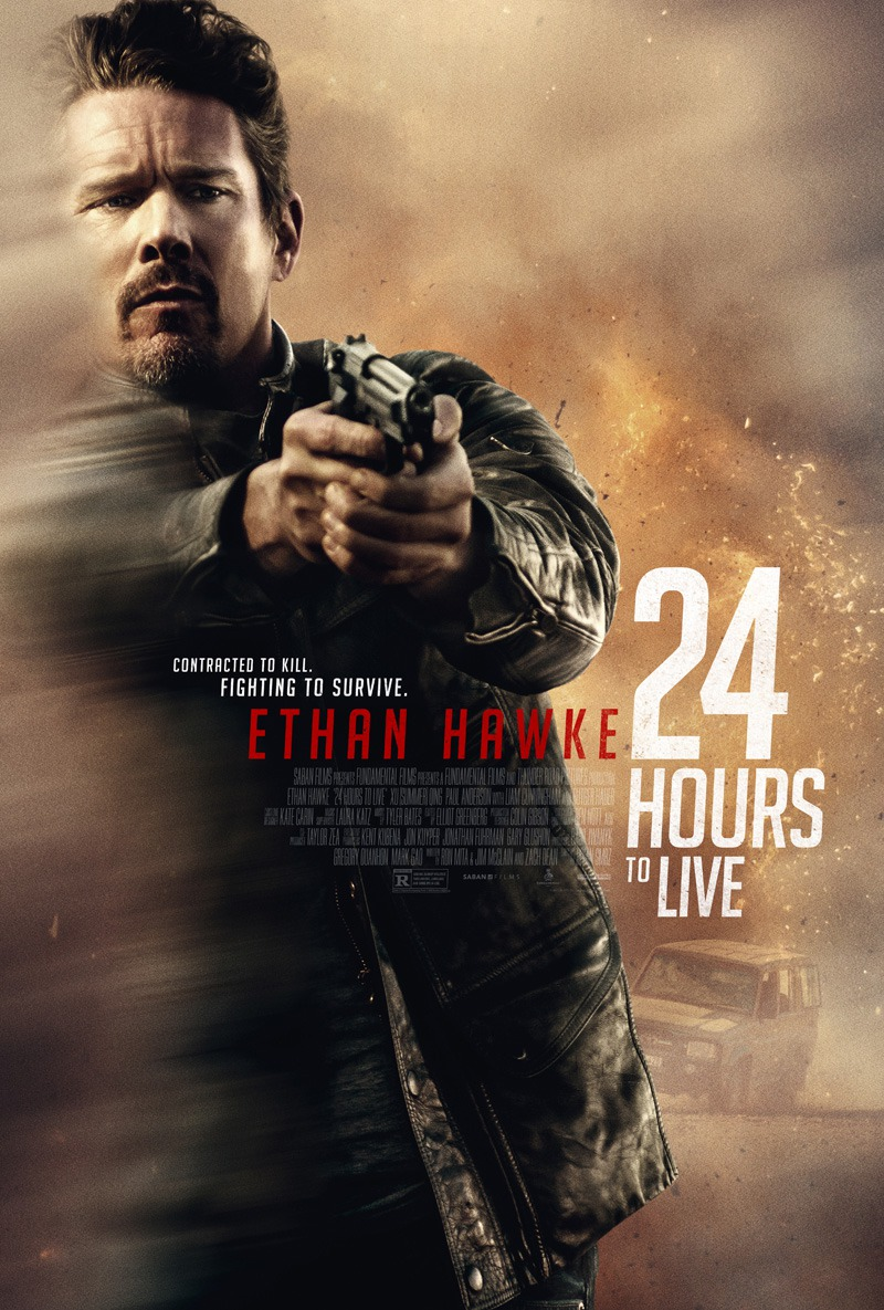 24 Movie 24 Hours To Live Movie Poster 1 Of 10 Imp Awards