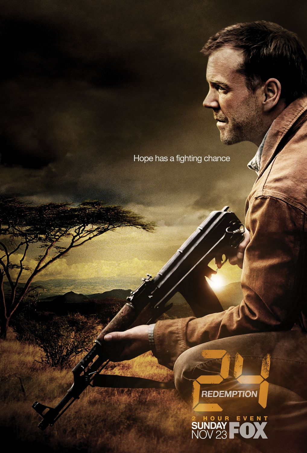 24 Movie 24 Redemption Tv Poster 1 Of 2 Imp Awards