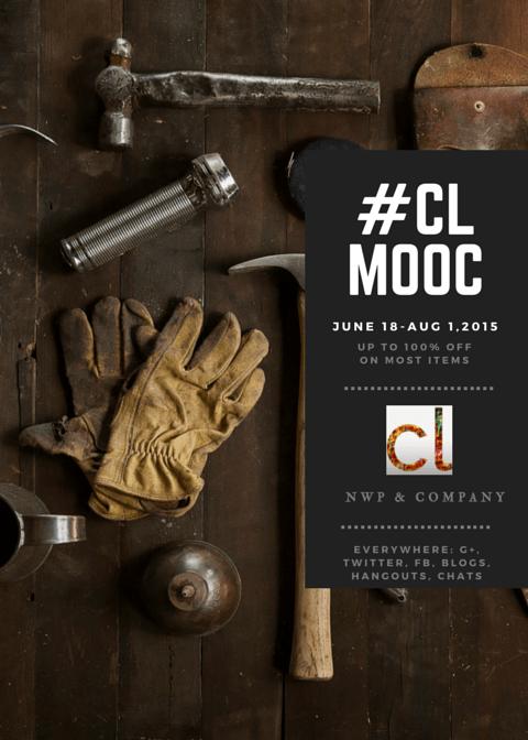 #clmooc