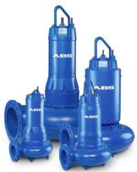 Abs Submersible Sewage Pumps Afp Series - Submersible ...