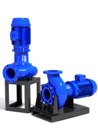 New ABS Dry-Installed Sewage Pump AFC