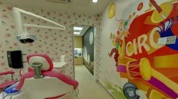 Melbourne Pediatric Room