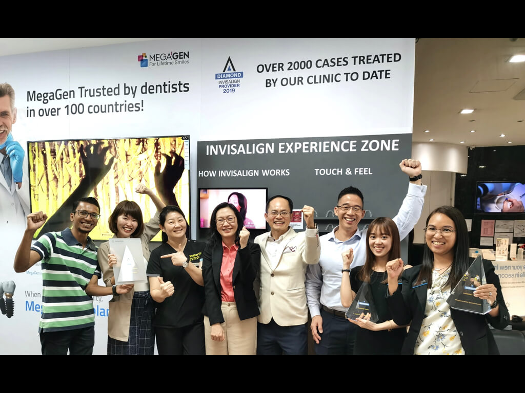 invisalign treatment with more than 2000 success cases - Imperial Dental Specialist Centre