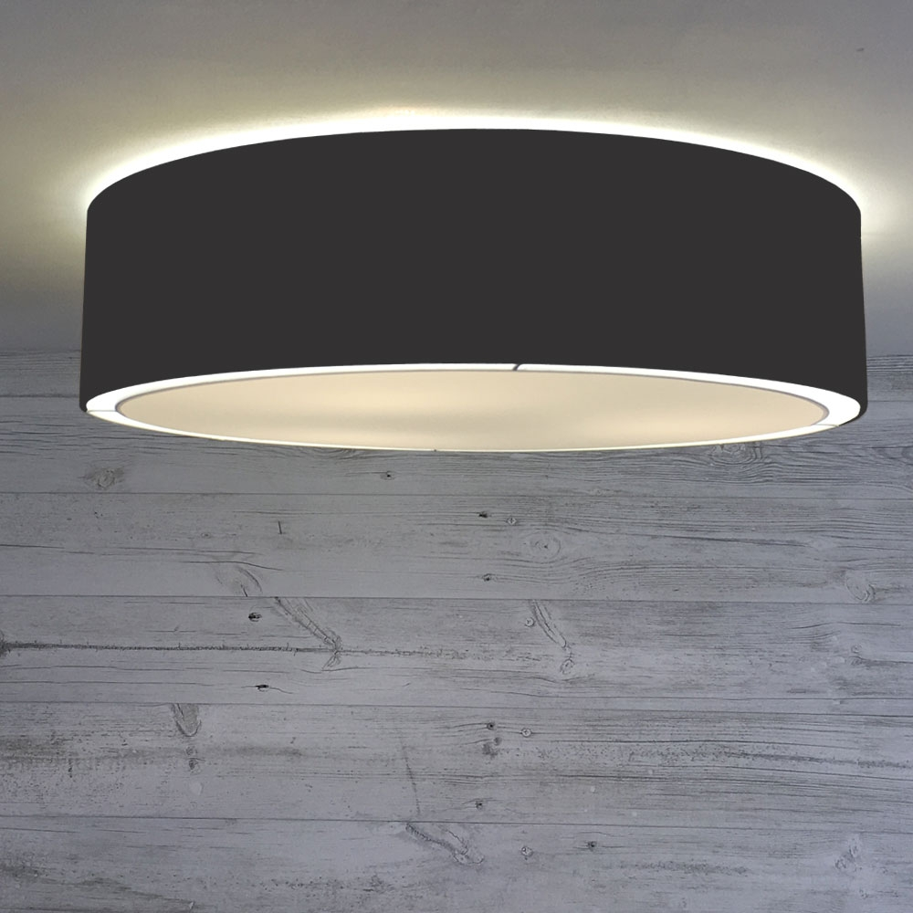 Ceiling Light Shades Black Lampshades Imperial Lighting