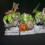 Warhammer Quest - Orcs & Goblins - Orc Boyz