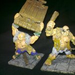 Warhammer Quest - - Monsters - Heresy Ogres