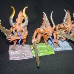 Warhammer Quest - Monsters - Daemons of Chaos - Bloodletters