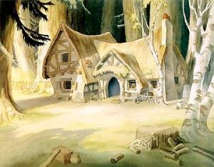 Warhammer Quest Travelling Hazards - Cottage
