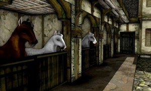Warhammer Quest Special Location - The Stables