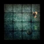 Image of custom board section by Sebastian Stuart, entitled Underwater Chamber