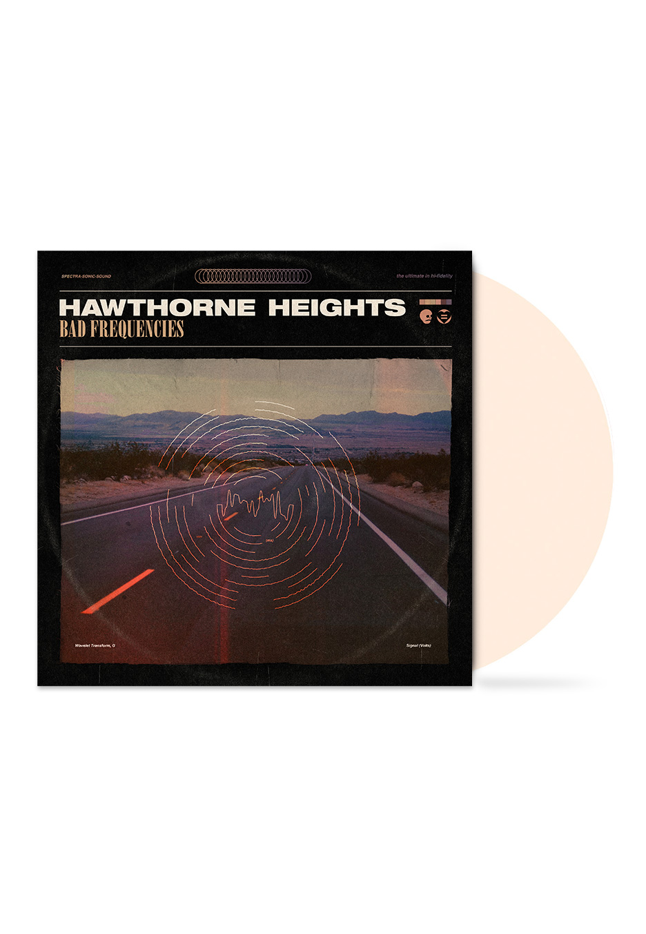 Bad Shop 24 Hawthorne Heights Bad Frequencies Colored Lp