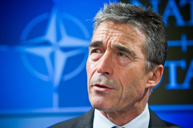 Monthly press briefing by the NATO Secretary General