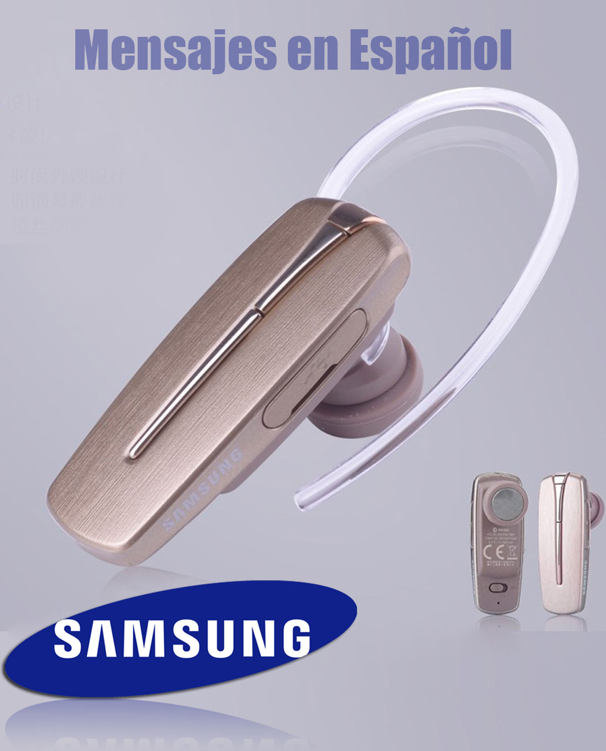 Manos Libres Movil Samsung Manos Libres Bluetooth Samsung Hm1900 Importaciones West
