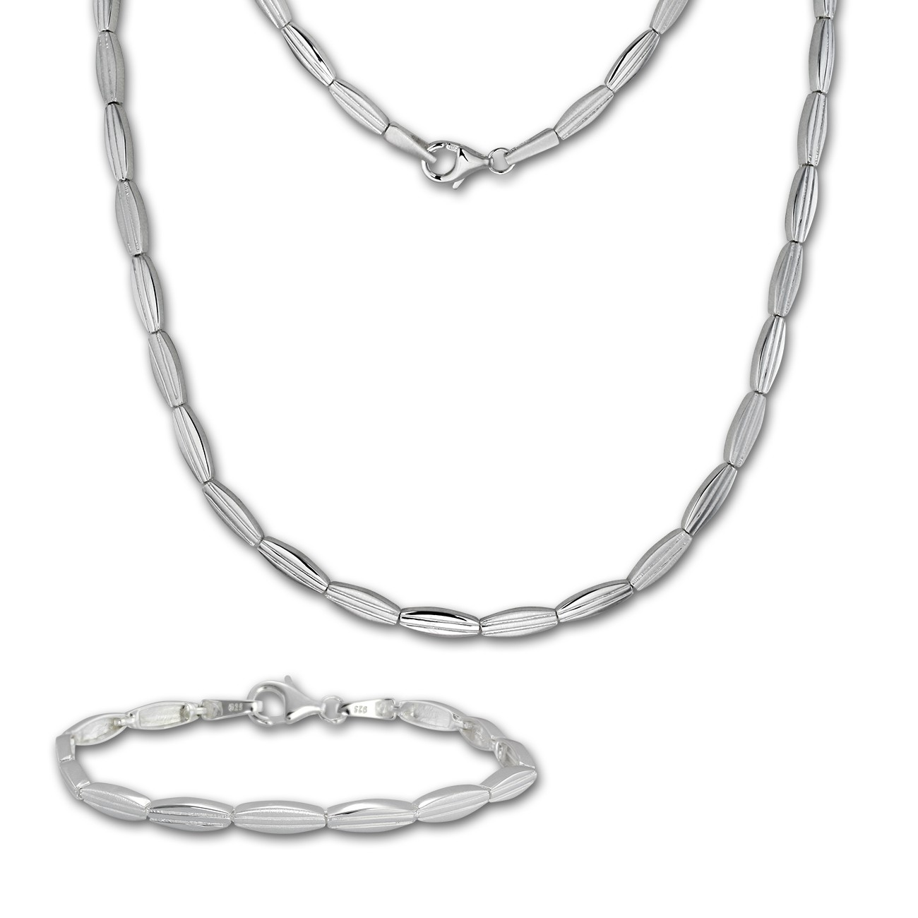 Collier Schmuck Silberdream Schmuck Set Fantasie Collier And Armband Damen