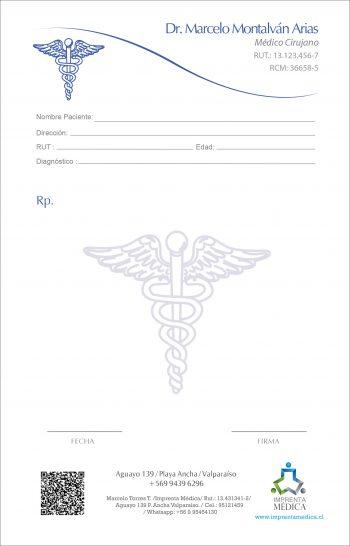 Imprenta Médica \u2013 Líderes en Papelería Médica