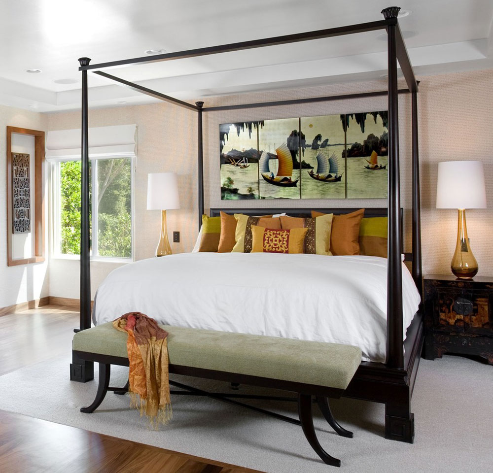 Japanese Inspired Beds How To Design A Japanese Bedroom