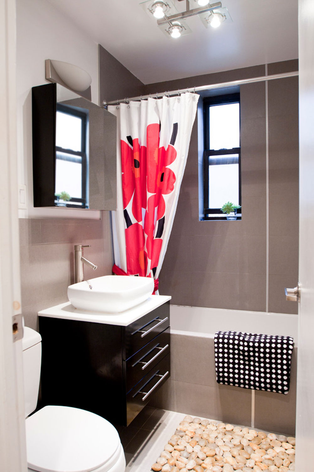 Bathroom Ideas With Shower Curtains Trendy Shower Curtains For Your Bathrooms