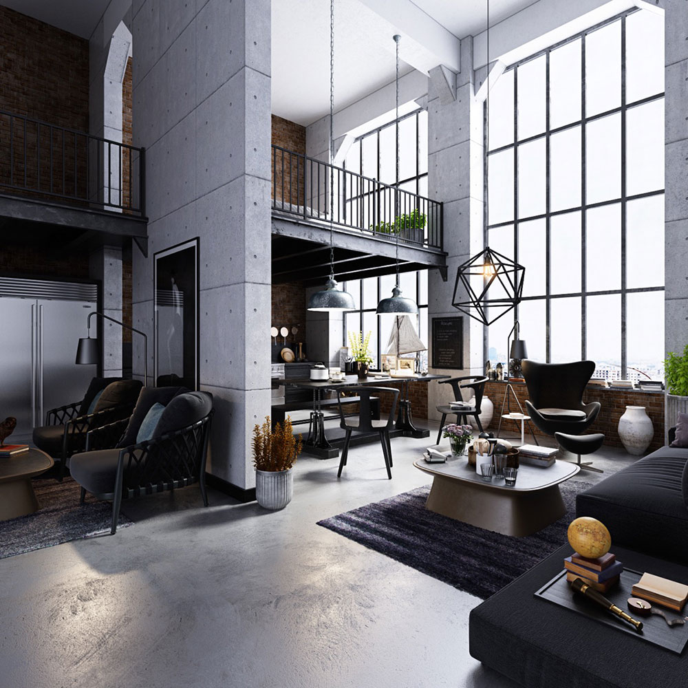 Interior Design Decor Modern Industrial Interior Design Definition Home Decor