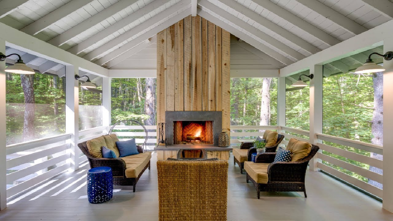Awesome Screened In Porch Ideas That Can Inspire You