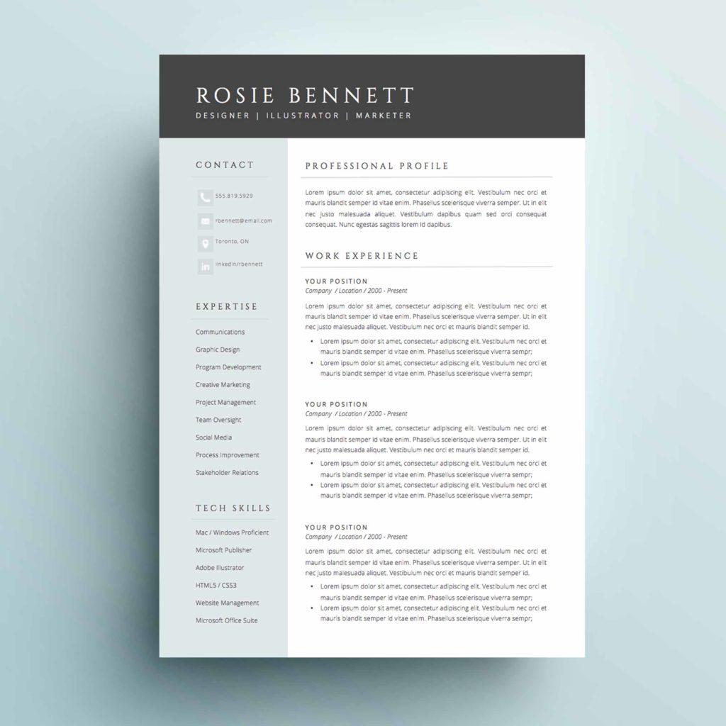 resume design hd