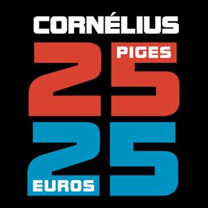 La maison d'édition Cornélius fête ses 25 ans.