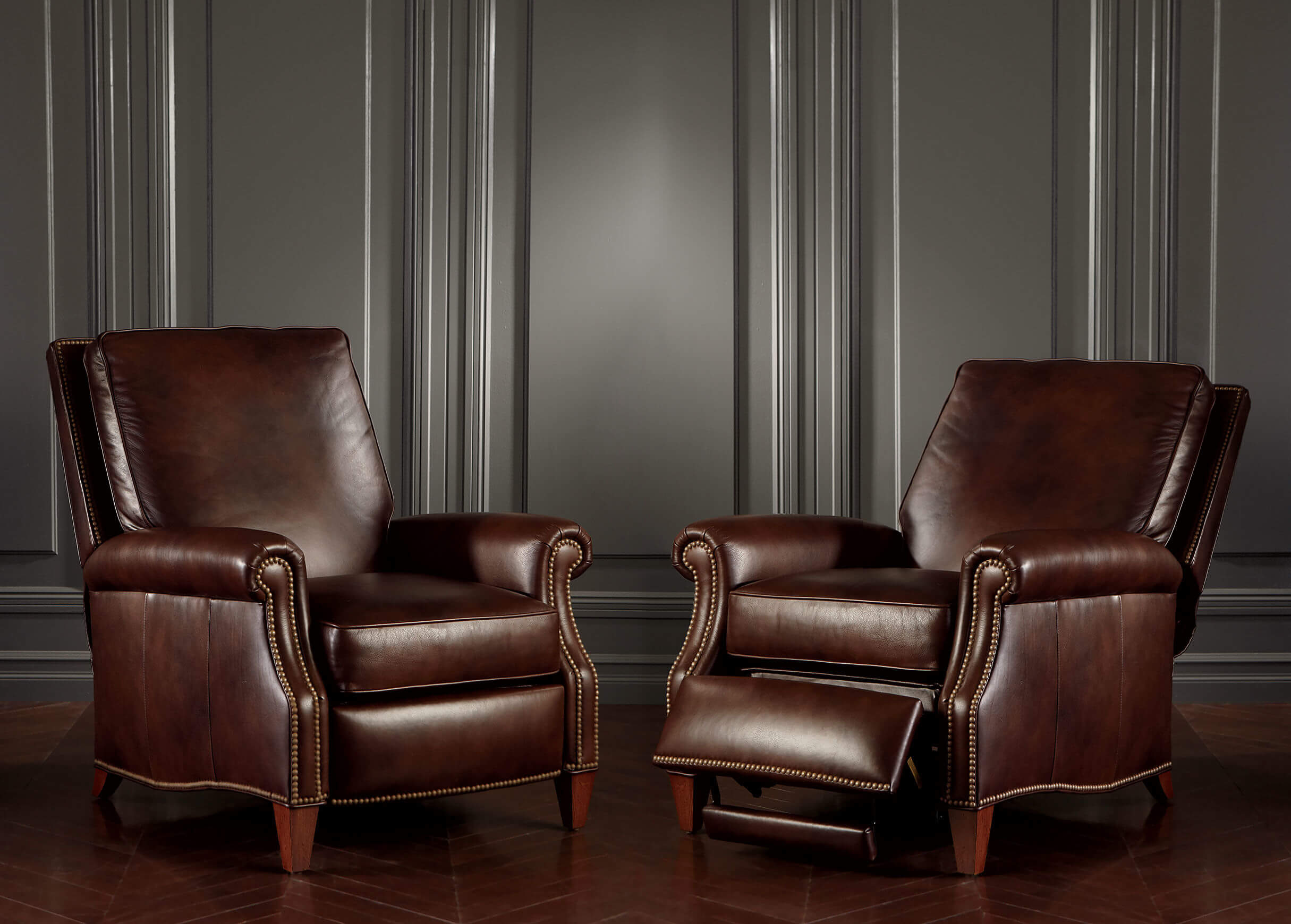 Best Rated Small Recliners Top 8 Best Luxury Leather Arm Chair Recliners Sit In Style Improb