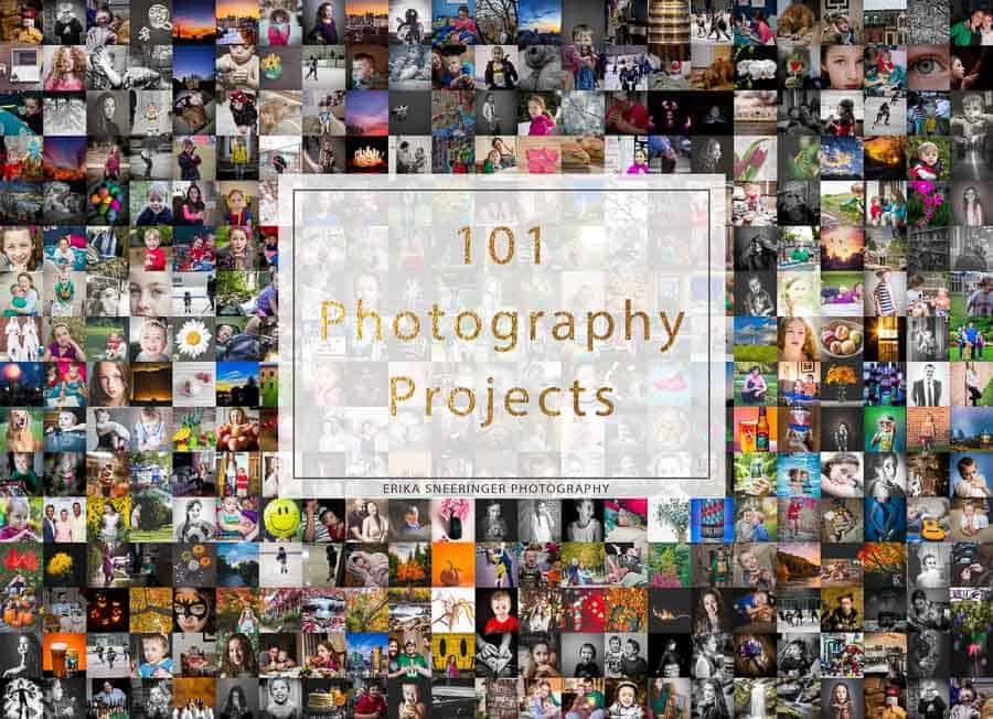 101 Best Photography Projects You Can Start Right Now - photography storyboard sample