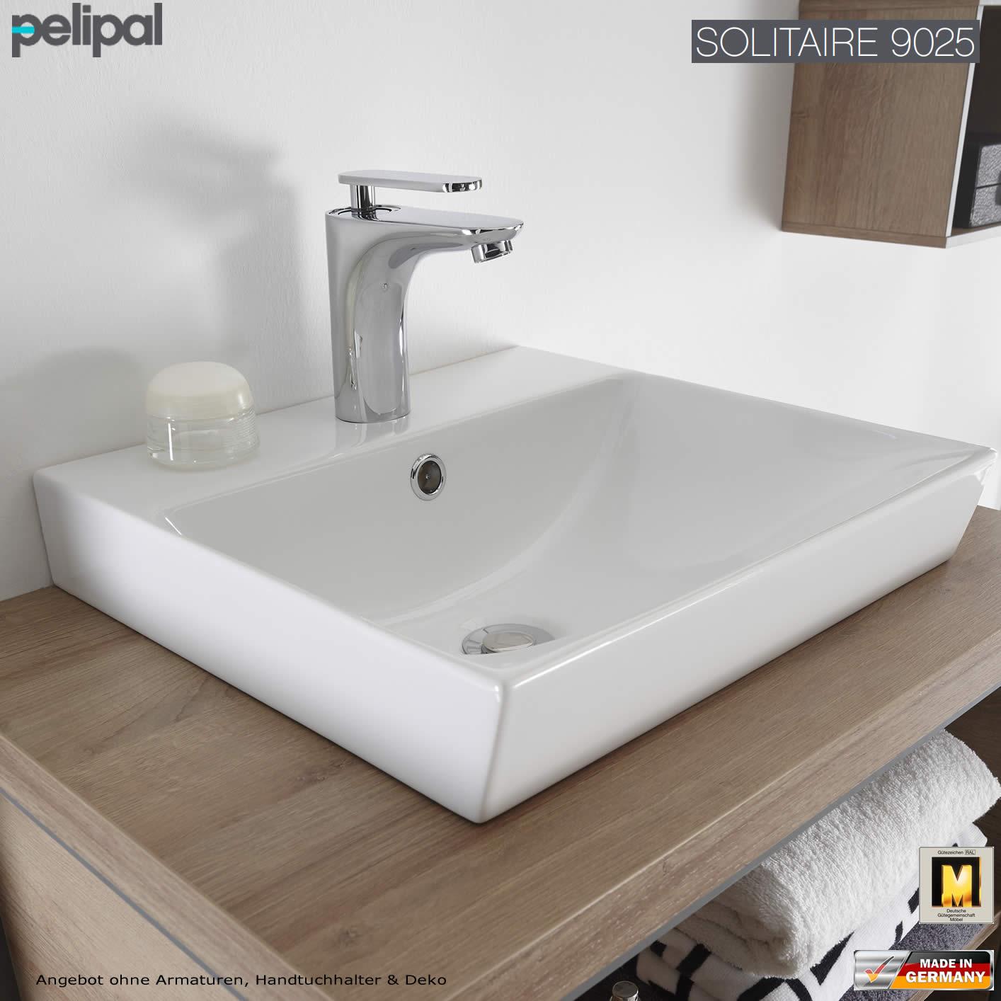 Badmobel Waschtisch Pergamon Waschbecken Villeroy Boch Pergamon