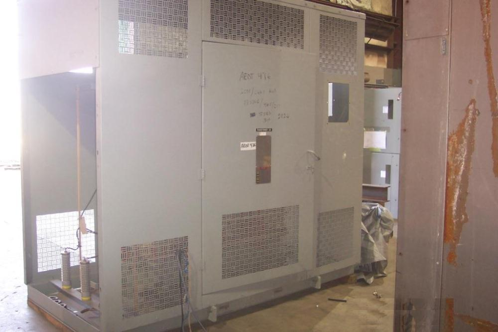 Westinghouse 2000 KVA (Used) for Sale in United States - EquipmentMine