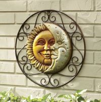Sun and Moon Wall Hanging from Through the Country Door ...
