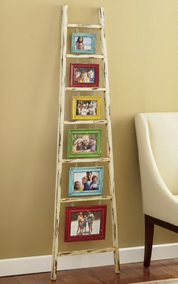 Tapered Ladder Photo Frame From Montgomery Wardr Sb452527
