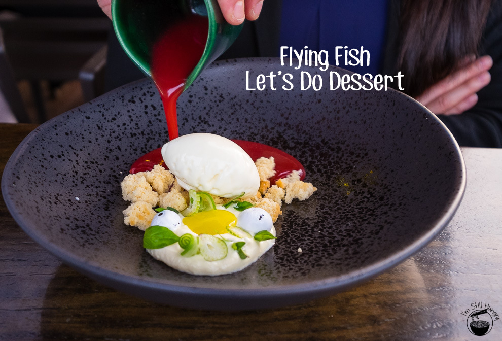 Flying Fish Let's Do Dessert Cover