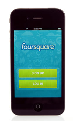 Foursquare for business