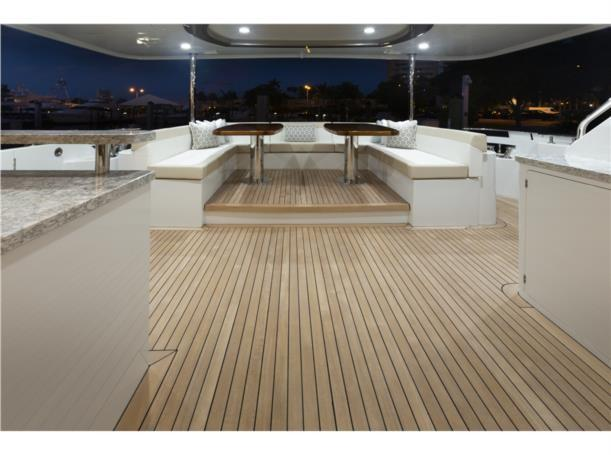 Lucy Belle Ocean Alexander 2019 Skylounge 100 Yacht for Sale in US