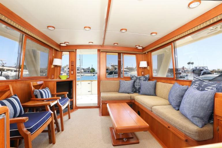 1999 48 ft Yacht For Sale Allied Marine