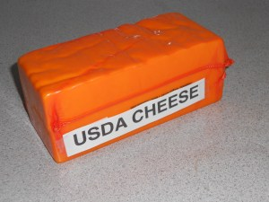 USDA cheese