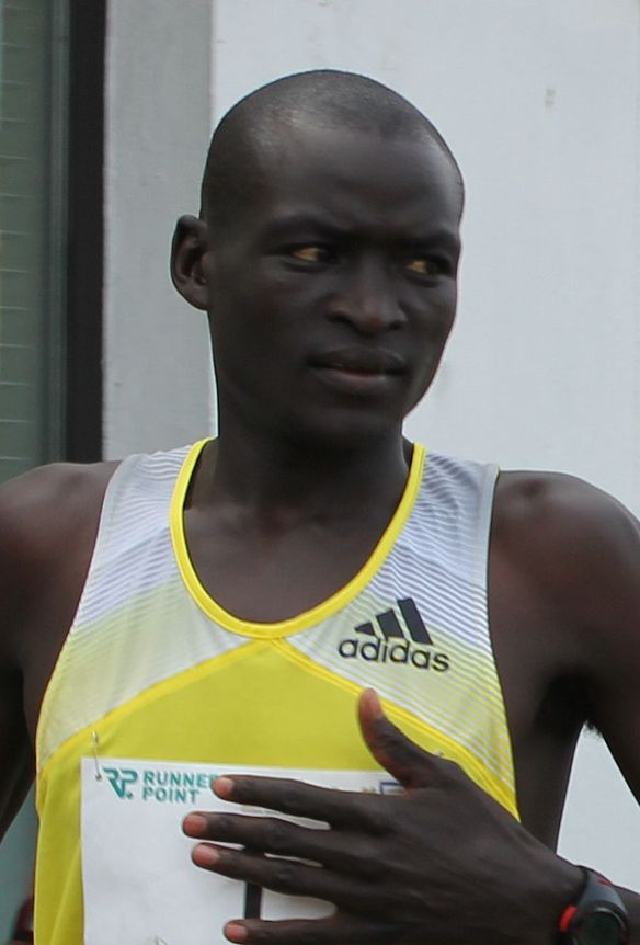 Dennis Kimmeto. Photo courtesy of Wikimedia Commoms