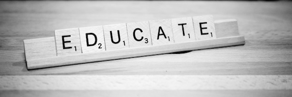 Why you Need to Stop Selling and Start Educating NOW!