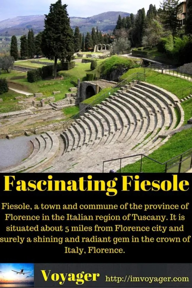 Fascinating Fiesole