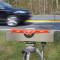 Geblitzt auf der BAB 15, km 9,0 in FR AS Vetschau