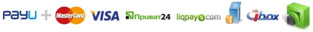 логотипы PAYU