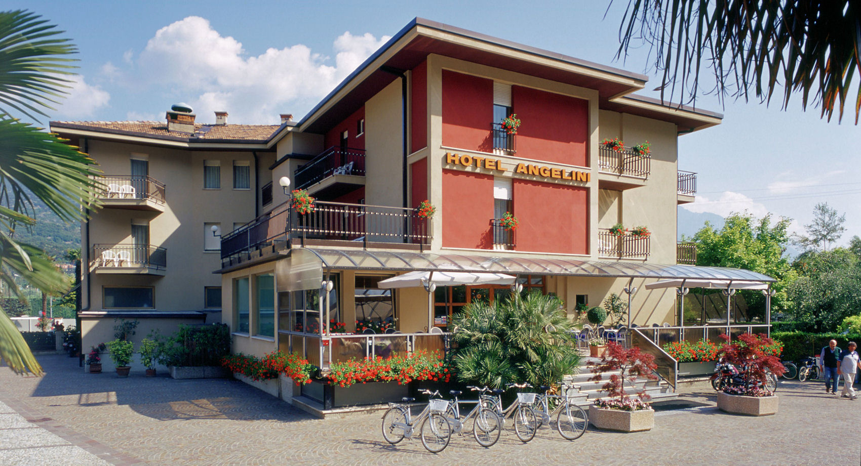 Hotel Caminetto Garda Hotel Angelini Rooms Torbole Sul Garda South Tyrol