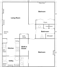 In Law Suite on Pinterest | House plans, Floor Plans and ...