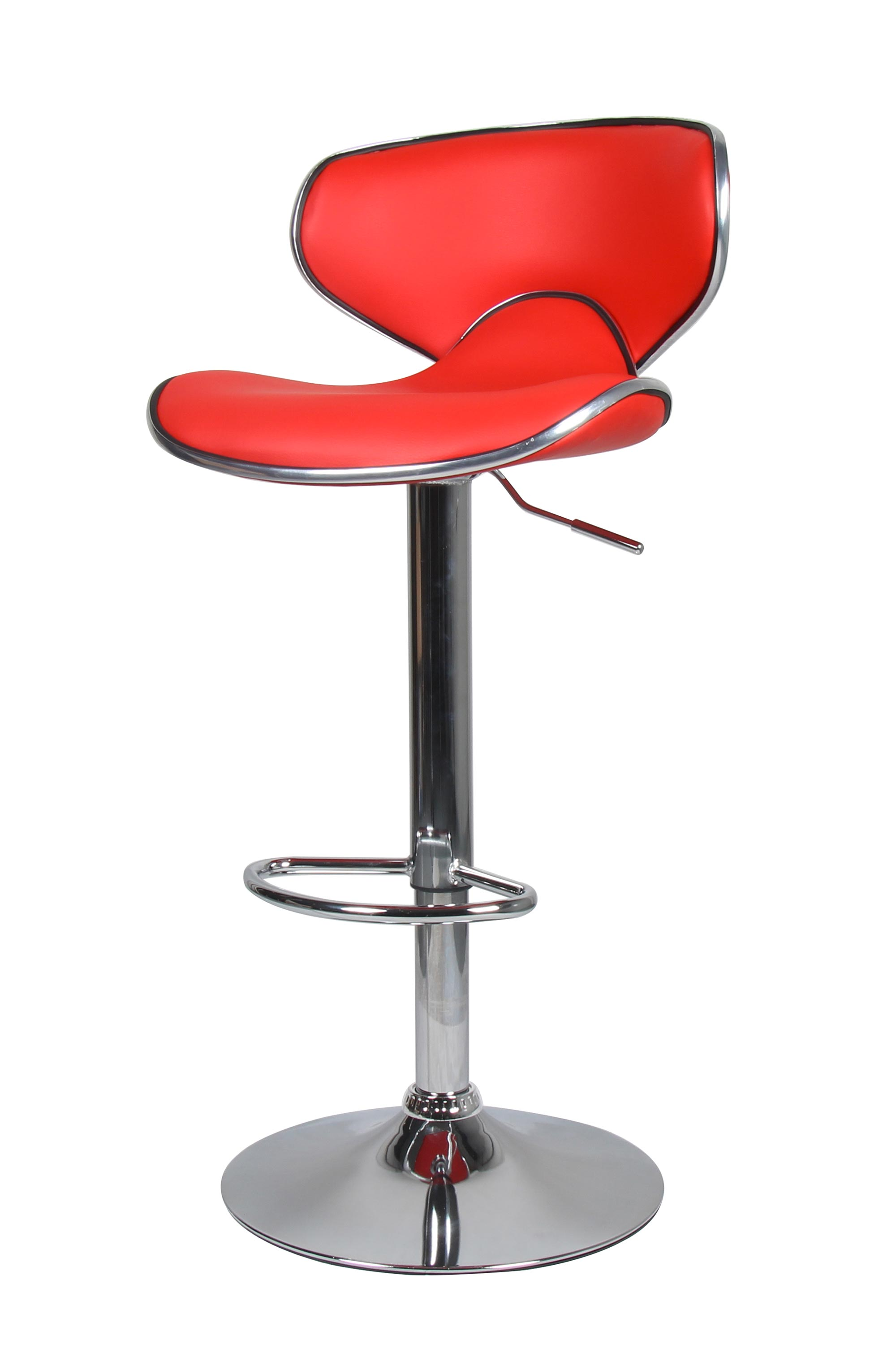 Chaise Bar Rouge Tabouret De Bar Rouge Conforama