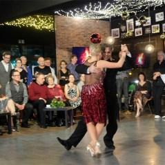 Tango in Ingolstadt: Anna Yarigo & Angel Coria