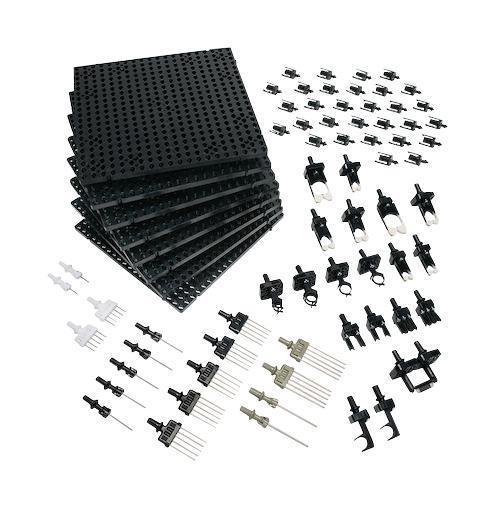 QB-KIT1 - PANDUIT - Quick Build™ Harness Board System Starter Kit
