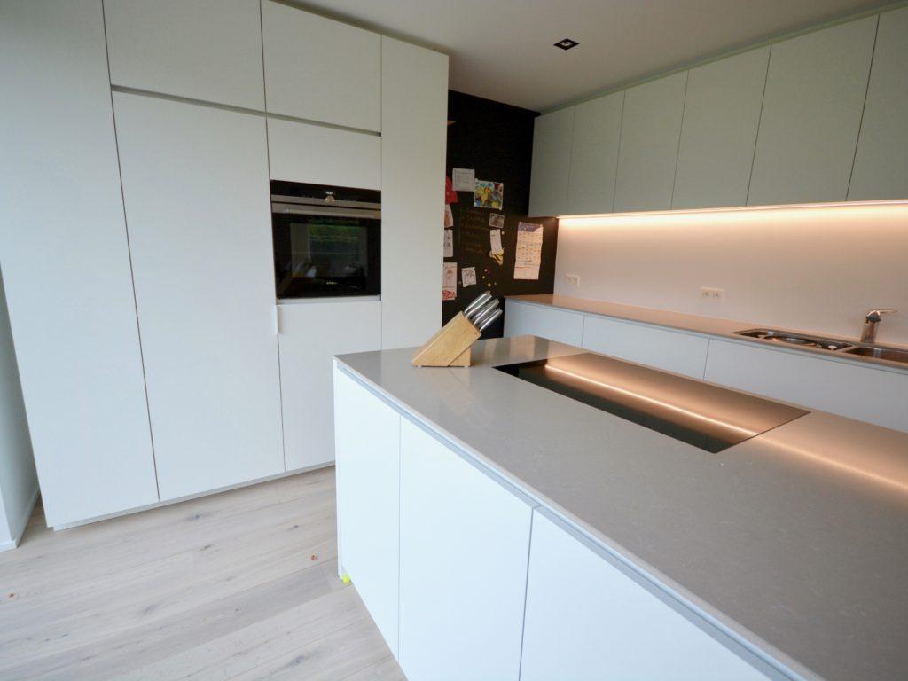 Franssen Keukens Design : Laminaat fronten keuken franssen keukens showroomkeukens