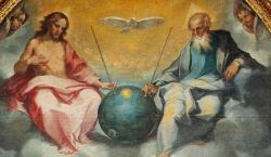 UFOs And Extraterrestrials In Art History 11Glorification-of-the-Eucharist