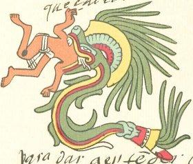 Were Quetzalcoatl And Kukulkan Extraterrestrials From The Pleiades? Quetzalcoatl-sfj